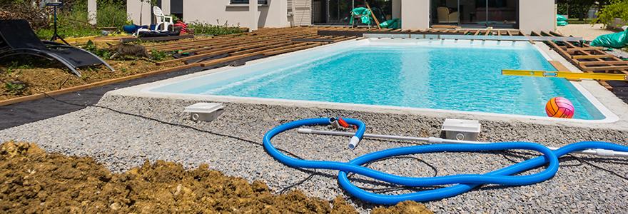 Installation de piscines de maison